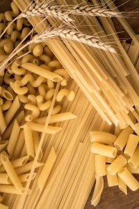 Макароны и пшеница